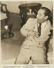 """FREDRIC MARCH in """"Trade Winds"""" Original Vintage Photograph 1938 AMAZING"""