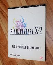 Final FANTASY x-2 la soluzione ufficiale libro libro giochi consulenti Guide