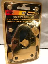 New Mr. Gasket # 1514 Fuel Pump Mounting Plate Fits Chevrolet V8 265-400 1995-93