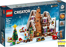 IN STOCK - LEGO 10267 CREATOR EXPERT GINGERBREAD HOUSE (2019) - MISB