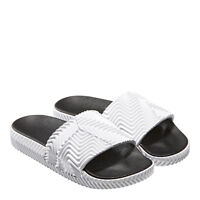 adidas Originals by ALEXANDER WANG  Drop 3 White Adilette