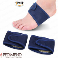 PEDIMEND Plantar Fasciitis Orthopedic Insoles (2PAIR) - Flatfoot Corrector Wrap