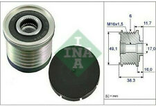 INA 535003010 Alternator Freewheel Clutch Pulley Nissan Vauxhall Volvo