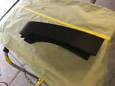 2006-2010 hummer H3 RH passenger side rear roof line trim panel molding black OE