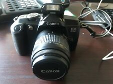 Canon EOS 5000 35mm Film Camera w/ 38-76 f/4.5-5.6 AF Lens