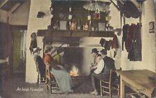 IRELAND An Irish Fireside animated 1910s PC