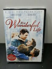 It's A Wonderful Life (Two-Disc Collector's Set) (B/W & Color),New DVD, James St