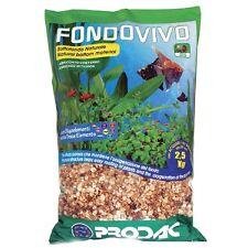 PRODAC Fondovivo Power Sand | 3L - 2.5kg | Aquarium Plant Substrate