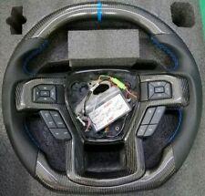 2020 150 Raptor  Design Ferrari Racing Design Real Carbon Fiber  Steering Wheels