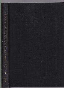 A Taxonomic Study of the Macrolichens of the Black Belt of Alabama, Embrye 1977