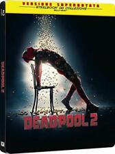 DEADPOOL 2  STEELBOOK  - BLU RAY  BLUE-RAY FANTASCIENZA