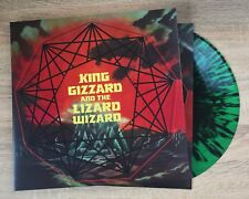 King Gizzard the Lizard Wizard Nonagon Infinity GREEN VINYL LP Record & MP3! NEW