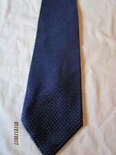 Sean John Blue Silk Neck Tie