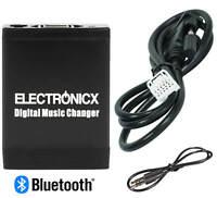 Adapter USB MP3 AUX Bluetooth Freisprechanlage Toyota