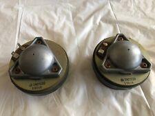 Pair TAD / PIONEER SWD1030 Horn Tweeter for TSM-300 Speaker *Original *Working*