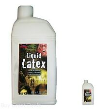 Liquid Latex 16 Fluid Ounces Great For Creating Your Own Prosthetics Or Masks
