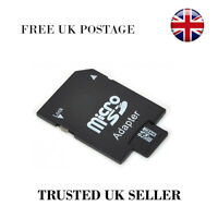 128GB Micro SD Card Class 10 Flash Memory SDHC for Mobiles Laptops Cameras New
