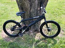 2002 Mongoose Expert PRO BMX Bike Alex Rims 3 Piece Crank Mongoose Flame Tires