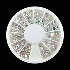 French Resin Nail Art Rhinestones