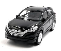 Hyundai Tucson SUV Black Model Car Scale 1:3 4 (Licensed)