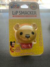 Disney Tsum Tsum Lip Smacker Winnie The Pooh Honey Pot Flavor .26oz Collector Ed