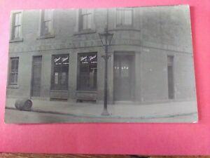 Postcard Public House Unidentified Freemasons Tavern, FS Gregory Landlord. Bass