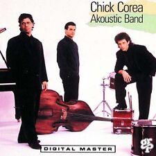 Chick Corea Trio AKOUSTIC BAND contemporary acoustic jazz sealed LP (2 left)