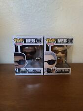 Funko Pop Men In Black Lot Agent J And Agent K #715 716