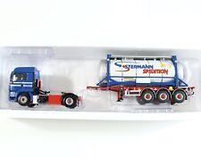 Stermann Nordtank MAN TGS LX 4x2 Tank Trailer Truck WSI 1:50 10185
