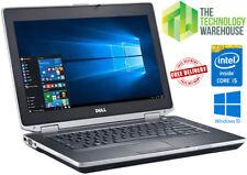 "Dell Latitude E6430 Laptop 14"" HD Powerful i5 CPU with SSD + HDMI & Windows 10"