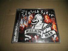 SEASICK STEVE WALKIN' MAN: THE BEST OF SEASICK STEVE CD (GREATEST HITS) new
