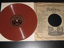 "MISS LEE MORSE & HER BLUE GRASS BOYS: 10"" VINYL RECORD  PERFECT 11592"