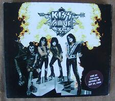 KISS Alive 35 2009 Concert Online OOP Ltd Edition CD Cobo Detroit 9/26 10TRK