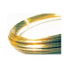 Tejido de malla de alambre de cobre 15mm 1m Verde Brillante Tubo Plano Joyería Bricolaje Accesorio
