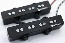 Bassmods Chrome Poles REJ4 Rare  4 string Jazz style Bass pickups