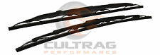 2005-2013 Chevrolet C6 Corvette Genuine GM Wiper Blades Set 10306887 10306888