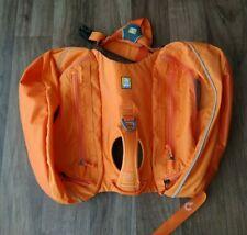 RUFFWEAR Approach Dog Pack Backpack Hiking Camping Orange Sz M