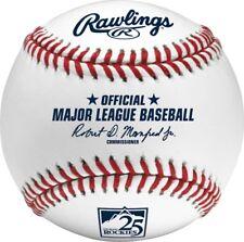 2018 COLORADO ROCKIES 25TH Anniversary Official Rawlings Baseball