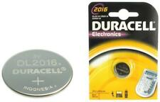 Pile bouton Duracell CR2016  3V LITHIUM DL2016