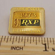 VINTAGE 1973 REMINGTON RXP WORLD SKEET PIN - NEW - FREE SHIPPING