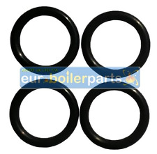 4 X HALSTEAD FINEST & FINEST GOLD DHW Heat Exchanger O'Ring Seal 500600