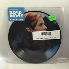David Bowie - Sound & Vision SINGLE NEW PIC DISC