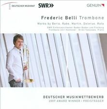 Belli Plays Works by Berio, Rota, Martin, Rabe, Delerue, New Music