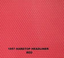 57 Chevy Bel Air 2-Door Hardtop Pyramid Vinyl Headliner *NEW* 1957 Chevroolet