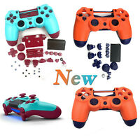 Replacement Cover Gamepad Shell Housing Case Replacement for PS4 Controller HYA