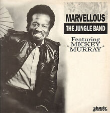 The Jungle Band Featuring Mickey Murray - Marvellous 1988 Charly CYZ 125 Usa