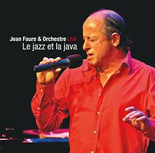 CD Jean Faure and Orchestre le jazz et la Java