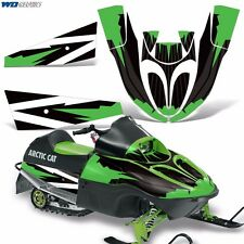Sled Graphic Kit Arctic Cat SnoPro 120 Sno Pro Parts Snowmobile Wrap Decal rb