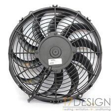 "VA09-AP8/C-54S - 832 cfm - SPAL Electric Radiator Fan - 11.0"" (280mm) PUSH"