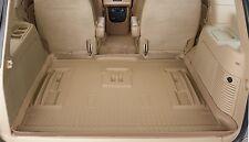 Husky Liners Classic Style Floor Mats- Cargo-22703- Escalade/Suburban/Yukon- Tan